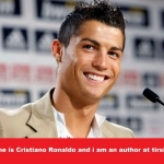 my name is cristiano